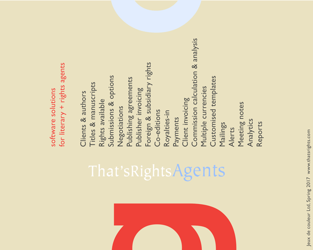That's Rights! Agents features